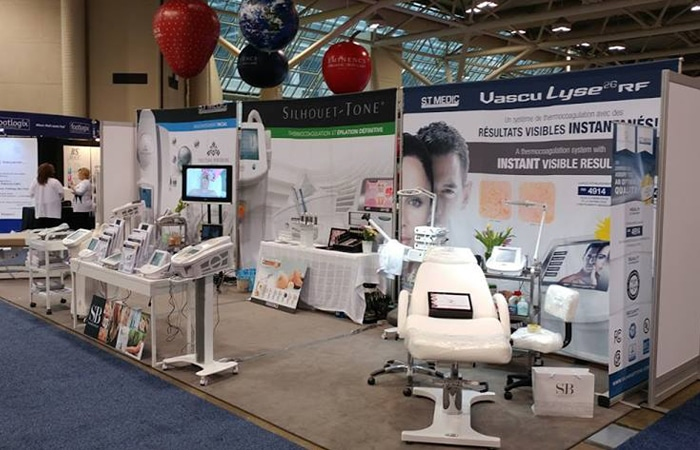 Silhouet-Tone will be attending Esthetique Spa International in Vancouver